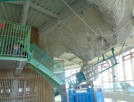 山形空港とタントクルセンターにお出かけ