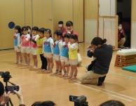 あぽろ(3歳児)のクラス懇談会